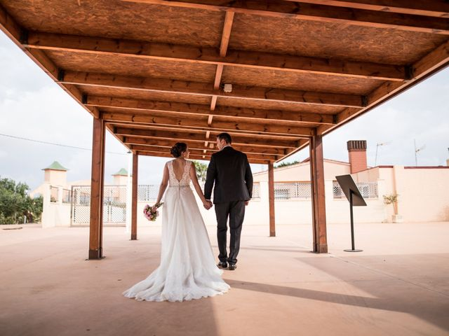 La boda de Raul y Noemi en Cartagena, Murcia 1