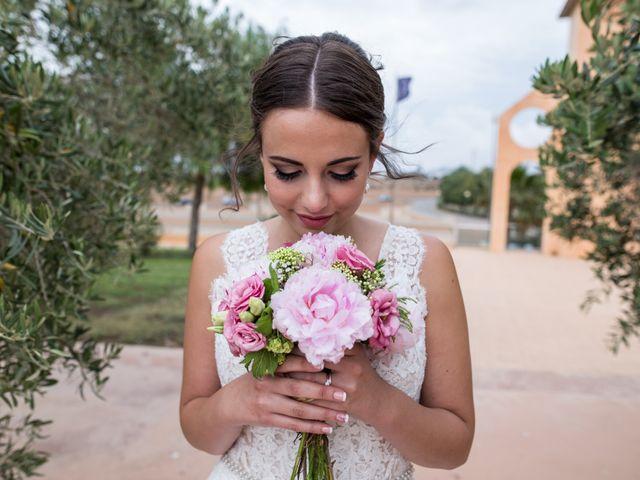 La boda de Raul y Noemi en Cartagena, Murcia 16