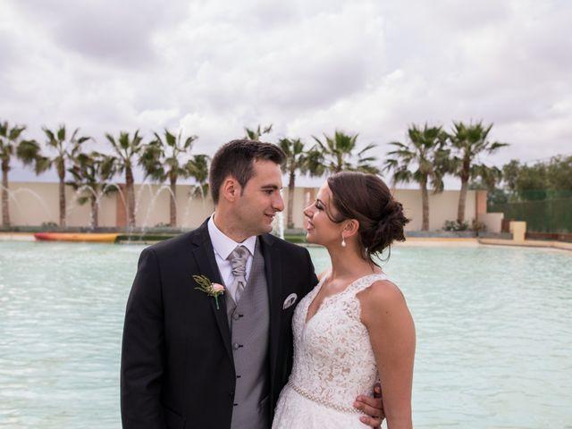 La boda de Raul y Noemi en Cartagena, Murcia 17