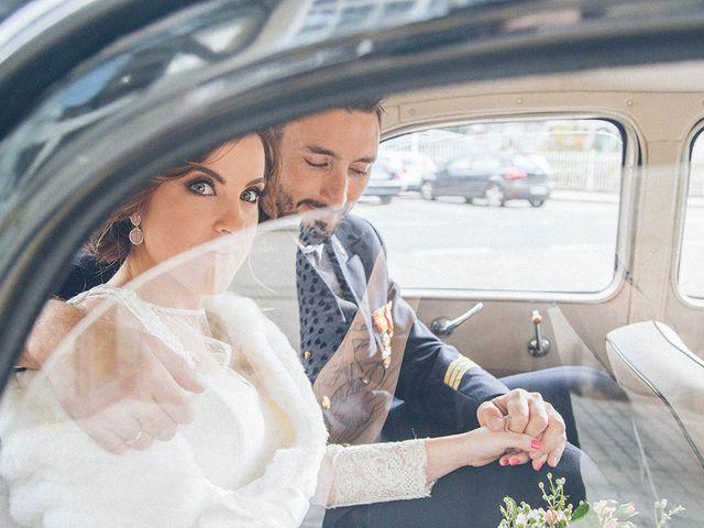 La boda de Sergio y Ainhoa en Mondariz (Balneario), Pontevedra 13