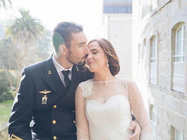 La boda de Sergio y Ainhoa en Mondariz (Balneario), Pontevedra 15