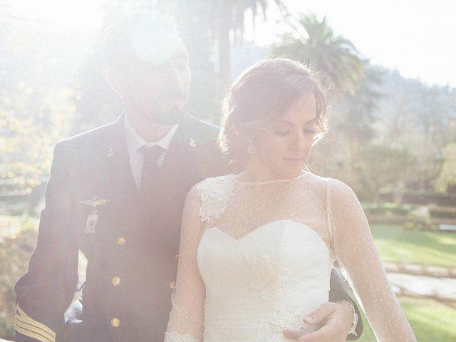La boda de Sergio y Ainhoa en Mondariz (Balneario), Pontevedra 16