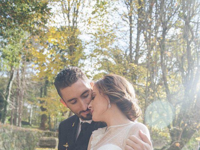 La boda de Sergio y Ainhoa en Mondariz (Balneario), Pontevedra 19