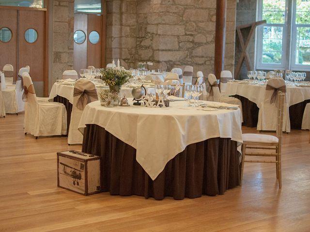 La boda de Sergio y Ainhoa en Mondariz (Balneario), Pontevedra 22