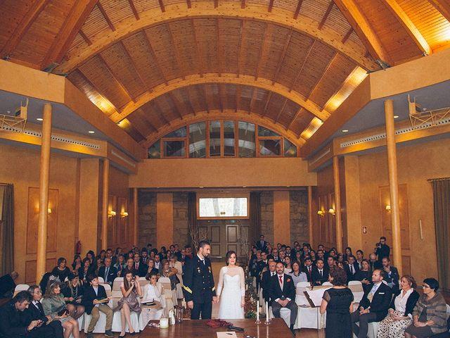 La boda de Sergio y Ainhoa en Mondariz (Balneario), Pontevedra 25