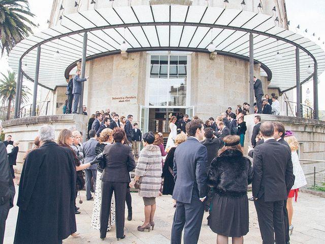 La boda de Sergio y Ainhoa en Mondariz (Balneario), Pontevedra 26