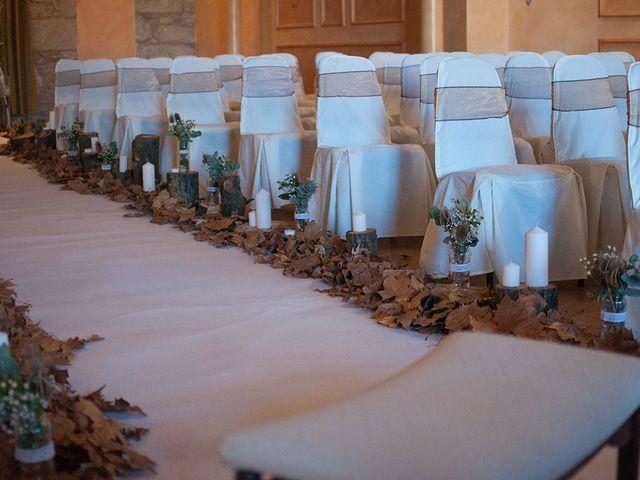 La boda de Sergio y Ainhoa en Mondariz (Balneario), Pontevedra 29