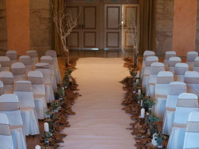 La boda de Sergio y Ainhoa en Mondariz (Balneario), Pontevedra 30