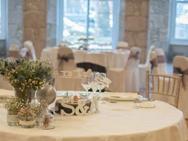 La boda de Sergio y Ainhoa en Mondariz (Balneario), Pontevedra 31