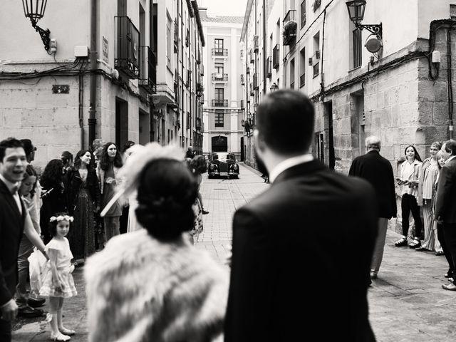 La boda de Victor y Silvia en Laguardia, Álava 1