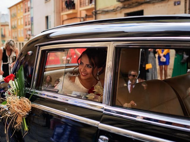 La boda de Victor y Silvia en Laguardia, Álava 3