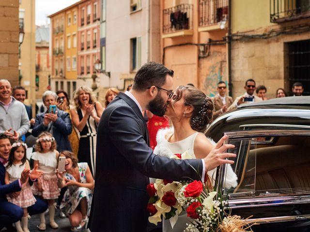 La boda de Victor y Silvia en Laguardia, Álava 5