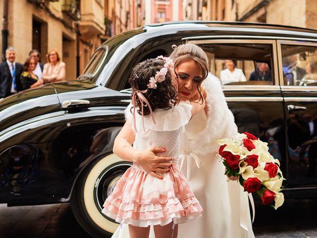 La boda de Victor y Silvia en Laguardia, Álava 7