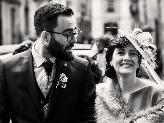 La boda de Victor y Silvia en Laguardia, Álava 8