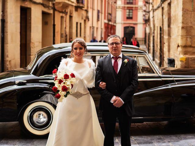 La boda de Victor y Silvia en Laguardia, Álava 9