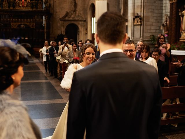 La boda de Victor y Silvia en Laguardia, Álava 10