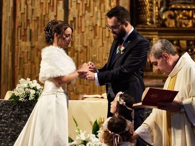 La boda de Victor y Silvia en Laguardia, Álava 11