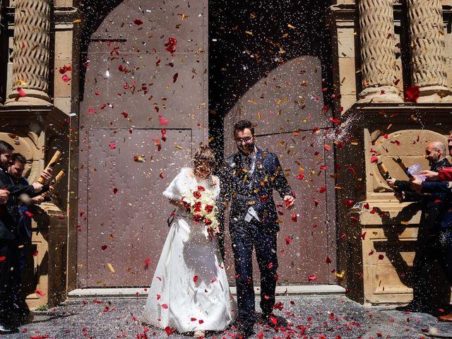 La boda de Victor y Silvia en Laguardia, Álava 14