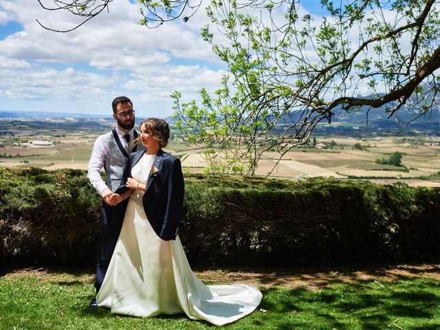 La boda de Victor y Silvia en Laguardia, Álava 15