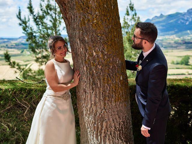 La boda de Victor y Silvia en Laguardia, Álava 18
