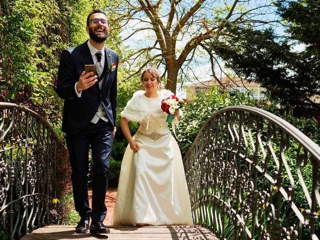 La boda de Victor y Silvia en Laguardia, Álava 19