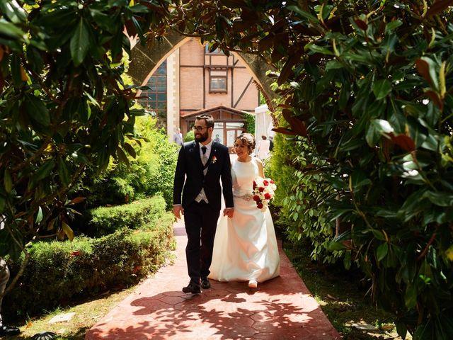 La boda de Victor y Silvia en Laguardia, Álava 20