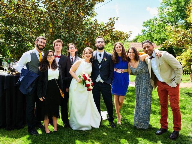 La boda de Victor y Silvia en Laguardia, Álava 21