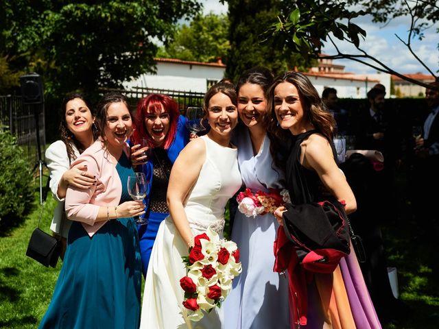 La boda de Victor y Silvia en Laguardia, Álava 23