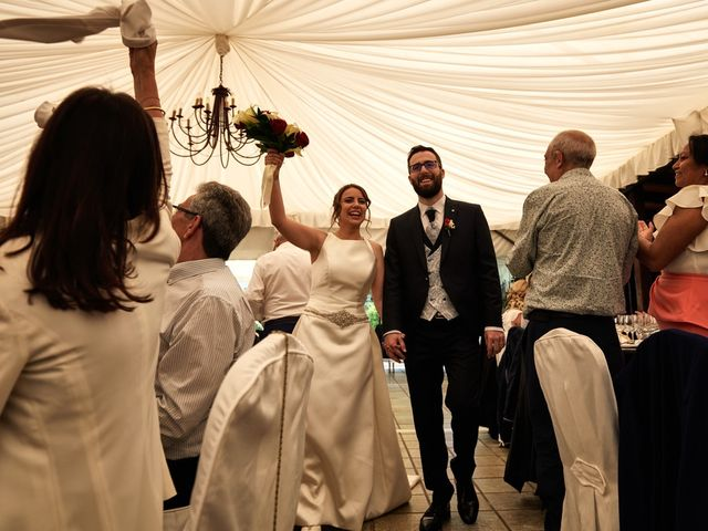 La boda de Victor y Silvia en Laguardia, Álava 24