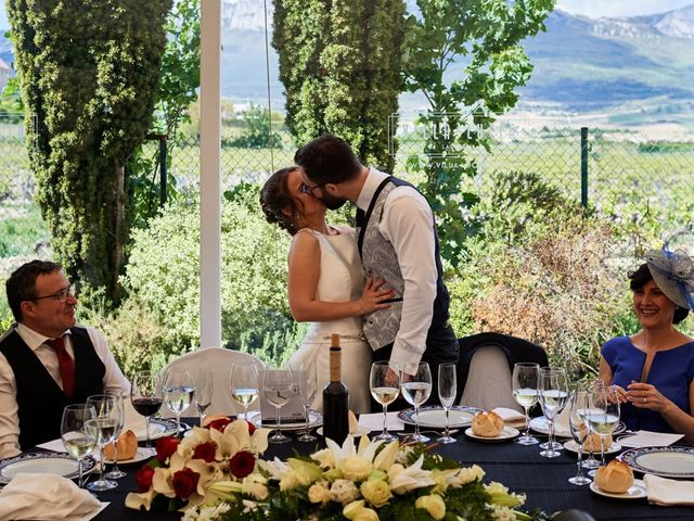La boda de Victor y Silvia en Laguardia, Álava 25