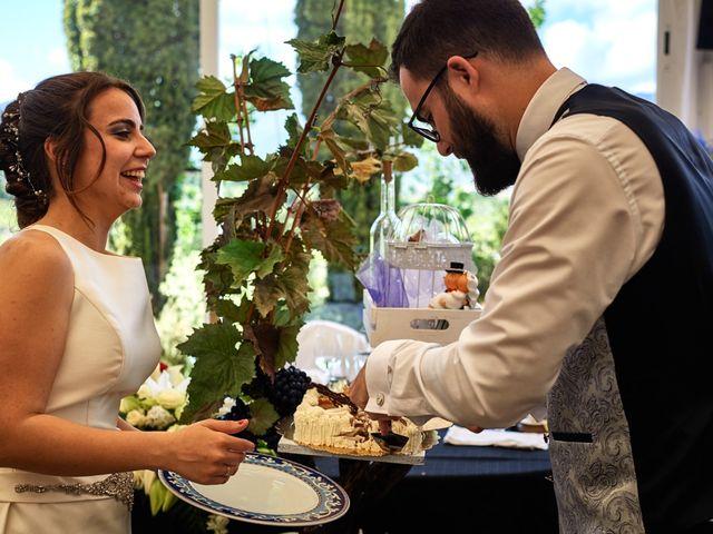 La boda de Victor y Silvia en Laguardia, Álava 26