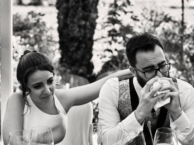 La boda de Victor y Silvia en Laguardia, Álava 28