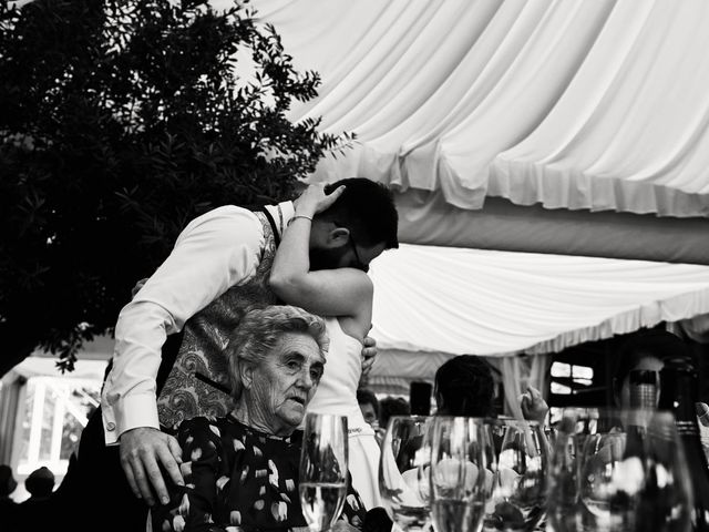La boda de Victor y Silvia en Laguardia, Álava 29