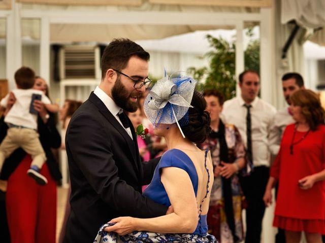 La boda de Victor y Silvia en Laguardia, Álava 31
