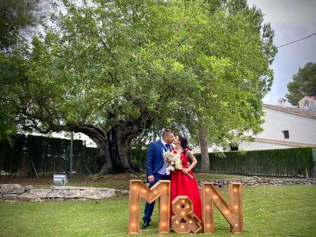 La boda de Marian y Nicolás