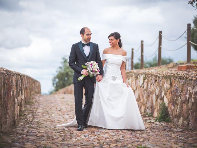 La boda de Juanlu y Beatriz en Don Benito, Badajoz 1