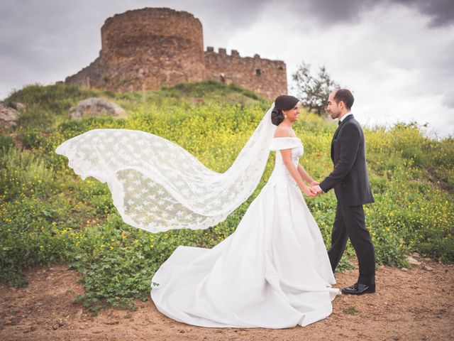 La boda de Juanlu y Beatriz en Don Benito, Badajoz 46