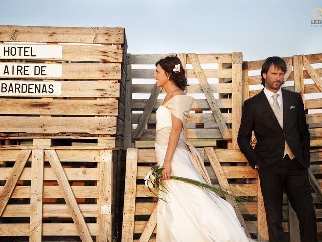 La boda de Manolo y Patricia en Tudela, Navarra 2