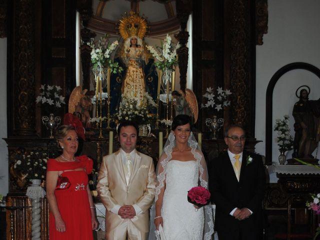La boda de Lucas y Gemma en Alcala Del Valle, Cádiz 4