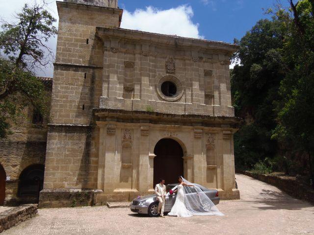 La boda de Lucas y Gemma en Alcala Del Valle, Cádiz 8