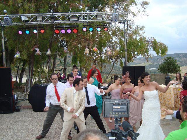 La boda de Lucas y Gemma en Alcala Del Valle, Cádiz 11
