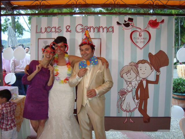 La boda de Lucas y Gemma en Alcala Del Valle, Cádiz 18