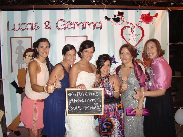 La boda de Lucas y Gemma en Alcala Del Valle, Cádiz 23