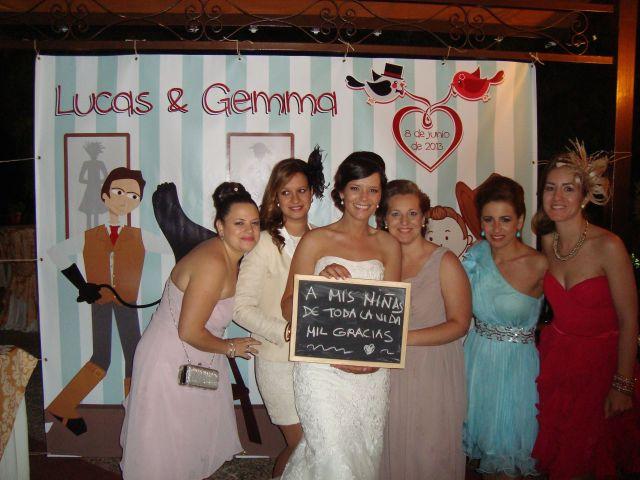 La boda de Lucas y Gemma en Alcala Del Valle, Cádiz 19