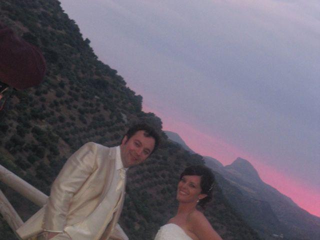 La boda de Lucas y Gemma en Alcala Del Valle, Cádiz 17