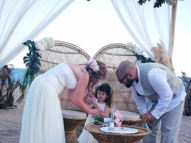 La boda de Arnau y Jessica en Malgrat De Mar, Barcelona 3