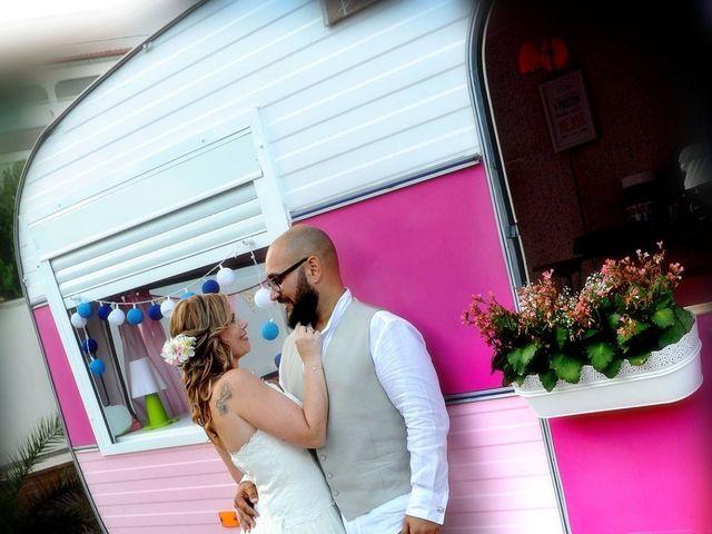 La boda de Arnau y Jessica en Malgrat De Mar, Barcelona 9