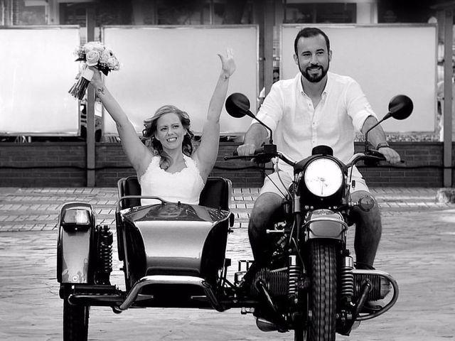 La boda de Arnau y Jessica en Malgrat De Mar, Barcelona 10