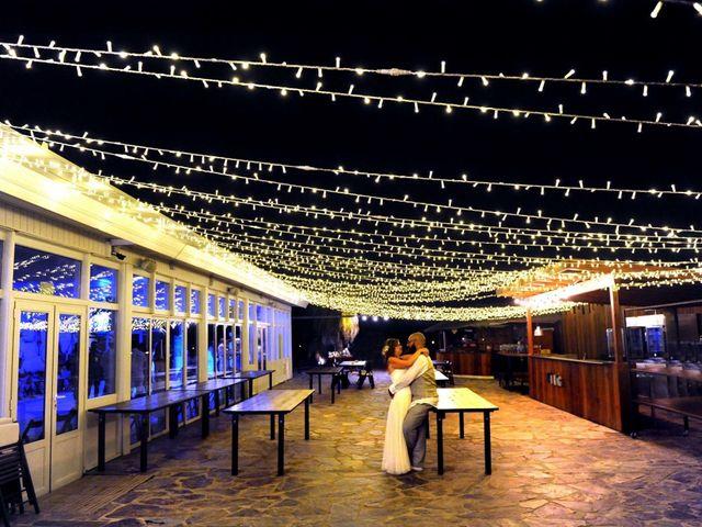 La boda de Arnau y Jessica en Malgrat De Mar, Barcelona 2