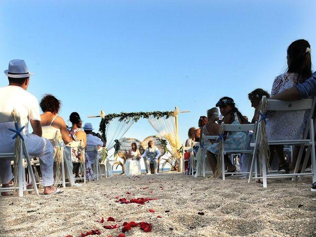 La boda de Arnau y Jessica en Malgrat De Mar, Barcelona 12